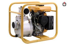موتور پمپ نفت و بنزین Robin