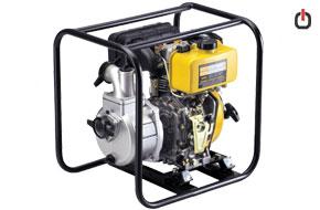 موتور پمپ دیزلی Kipor