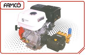 موتور پمپ فشار قوی برتولینی EN